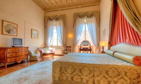 Suite Clássico - Hotel Palazzo Niccolini Al Duomo - Toscana