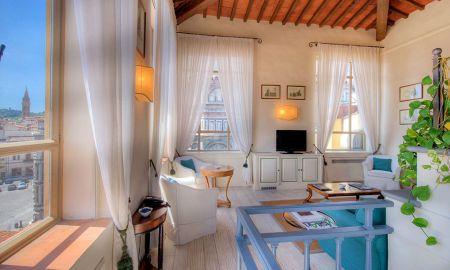 Suite Cúpula - Hotel Palazzo Niccolini Al Duomo - Toscana