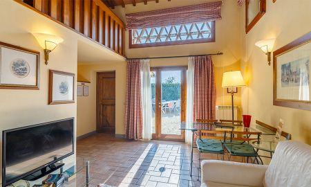 Villa Deluxe privada con piscina - Relais Villa Olmo - Toscana