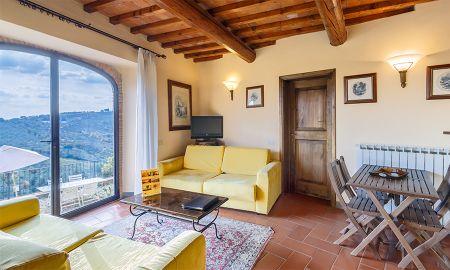 Apartamento - 2 Dormitorios - Relais Villa Olmo - Toscana