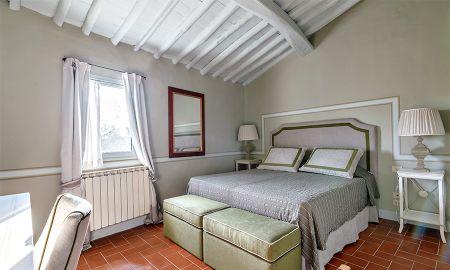Habitación Deluxe - Relais Villa Olmo - Toscana