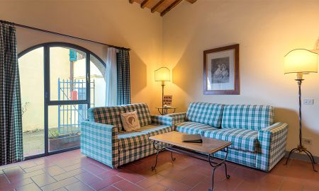Apartment - 1 Bedroom - Relais Villa Olmo - Tuscany
