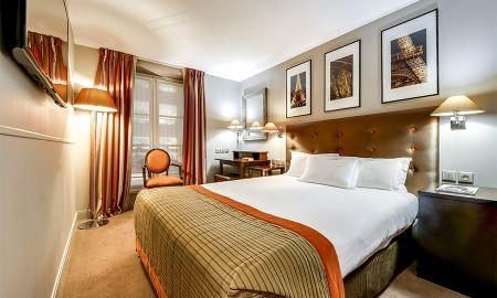 Habitación Superior Doble - Hotel WO - Wilson Opera - Paris