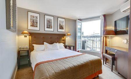Superior Room with Balcony - Hotel WO - Wilson Opera - Paris