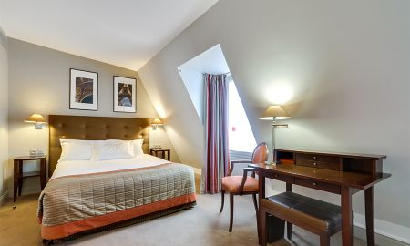 Chambre Deluxe Terasse - Hotel WO - Wilson Opera - Paris
