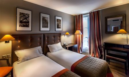 Quarto Superior Twin - Hotel W O, Wilson Opera - Paris