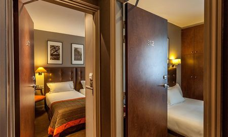 Quarto Familiar - Hotel W O, Wilson Opera - Paris