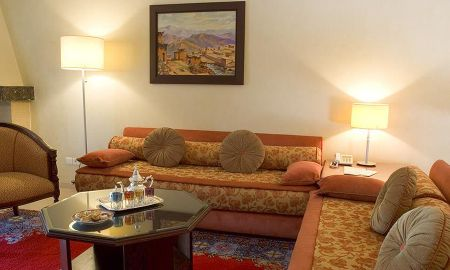 Suite Junior - Hotel Farah Marrakech - Marraquexe