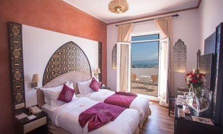 Habitación Deluxe Doble o Twin - Le Royal El Minzah Hotel - Tánger
