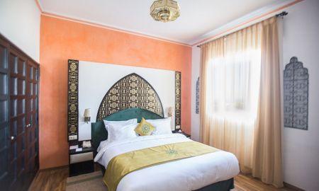 Habitación Superior Doble o Twin - Le Royal El Minzah Hotel - Tánger