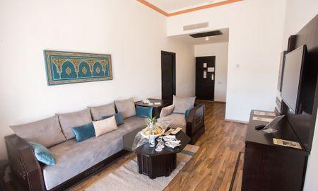 Suite Senior - Le Royal El Minzah Hotel - Tánger