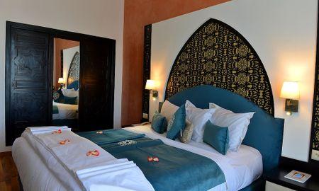Habitación Deluxe Individual - Le Royal El Minzah Hotel - Tánger