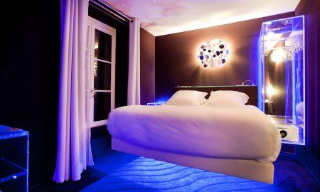 Camera Classica Designer - Hotel Seven - Parigi