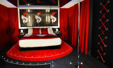 Suite Cabaret - Hotel Seven - Parigi