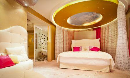 Marie-Antoinette Suite - Hotel Seven - Parigi