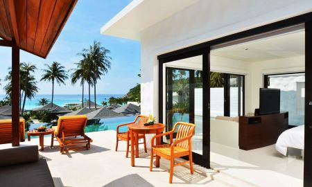 2 Bedroom Grand Pool Suite - Hotel The Racha - Phuket