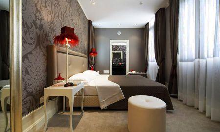 Quarto Exclusivo - Hotel Ai Due Principi - Veneza