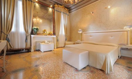 Suite Junior - Quádruplo - Hotel Ai Due Principi - Veneza