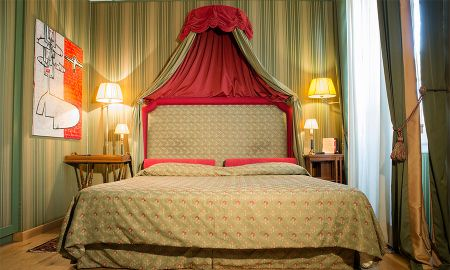 Suite - Hotel Palazzo Guiscardo - Tuscany