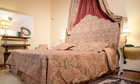 Junior Suite - Hotel Palazzo Guiscardo - Tuscany