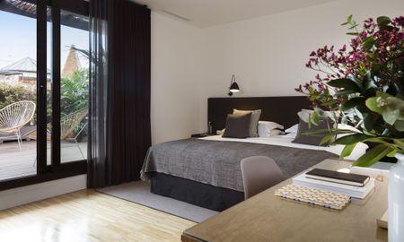 Suite Junior Terrazza - Alexandra Barcelona Hotel, Curio Collection By Hilton - Barcellona