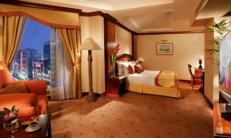 Chambre Deluxe - Carlton Palace Hotel - Dubai