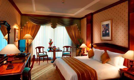 Suite Junior - Carlton Palace Hotel - Dubai