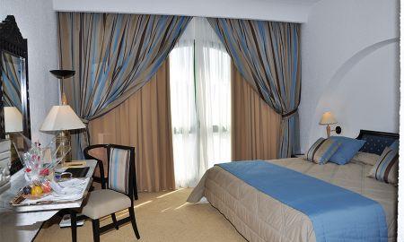 Single Room - Hotel Hasdrubal Thalassa & Spa Port El Kantaoui - Port El Kantaoui