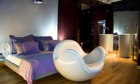 Habitación Urbana - Mansión Vitraux Boutique Hotel - Buenos Aires