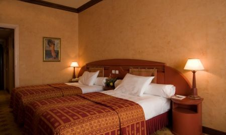 Single Room - Mountain View - Hotel Les Mérinides - Fes