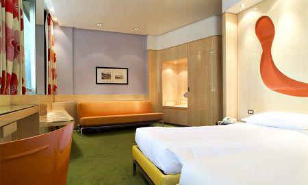 Номер Классический Трехместный - Hotel Albani Roma - Rome