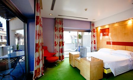 Suite Junior - Hotel Albani Roma - Rome