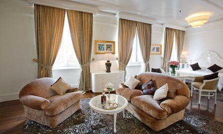 Junior Suite - Hotel Majestic Roma - Rome