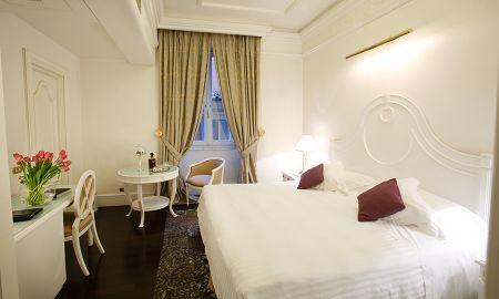 Superior Room - Hotel Majestic Roma - Rome