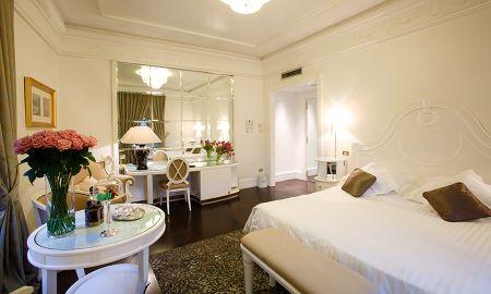 Deluxe Double Room - Hotel Majestic Roma - Rome