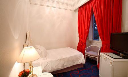 Single Room - Hotel Majestic Roma - Rome