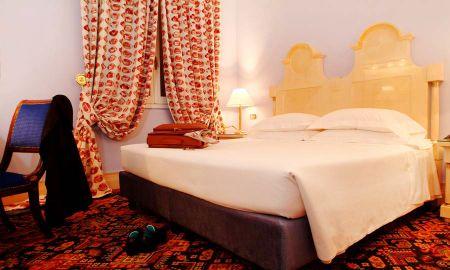 Camera Singola Classica - Hotel Albani Firenze - Tuscany