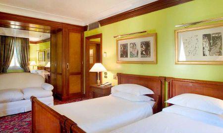 Camera Doppia Deluxe - Hotel Albani Firenze - Tuscany