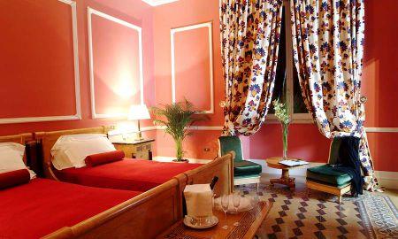Family Room - Hotel Albani Firenze - Tuscany