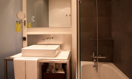Habitación Deluxe Doble - Hotel Sixtytwo Barcelona - Barcelona
