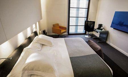 Habitación Doble - Uso Individual - Hotel Sixtytwo Barcelona - Barcelona