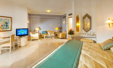 Suite Junior Doble - Hotel Hasdrubal Thalassa & Spa - Hammamet