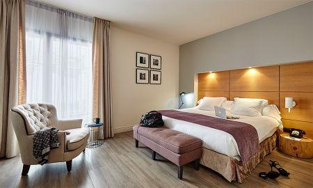 Chambre Exécutive - Hotel Barcelona Catedral - Barcelone