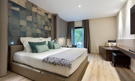 Chambre Condal - Hotel Condes De Barcelona - Barcelone
