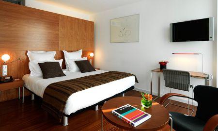 Chambre Urbaine - Hotel Condes De Barcelona - Barcelone