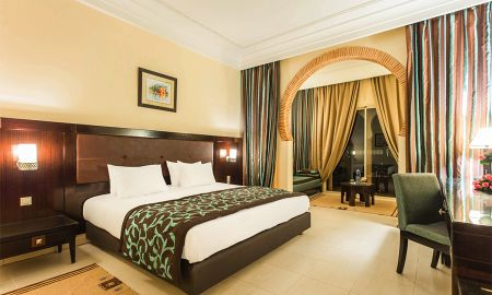 Privilege Suite - Eden Andalou Suites, Aquapark & Spa - Marrakesch