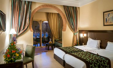 Double Standard Suite - Eden Andalou Suites, Aquapark & Spa - Marrakesch