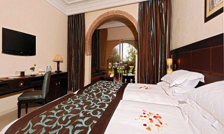 Triple Standard Suite - Eden Andalou Suites, Aquapark & Spa - Marrakesch