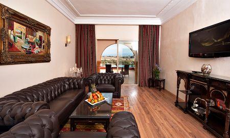 Royal Suite - Double - Eden Andalou Suites, Aquapark & Spa - Marrakech