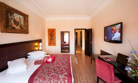 Suite Ambasciatore - Eden Andalou Suites, Aquapark & Spa - Marrakech